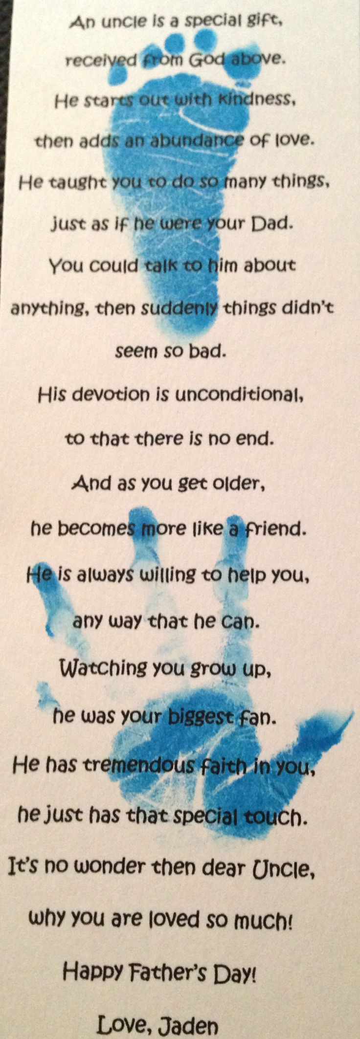 Quotes about An uncle (294 quotes)