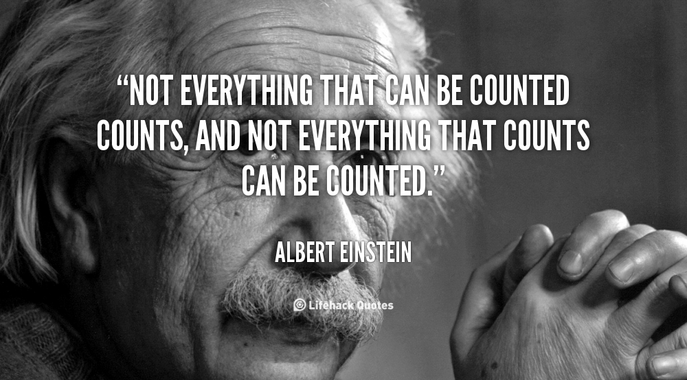 Quotes About Counting People 54 Quotes