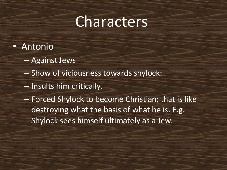shylock victim quotes