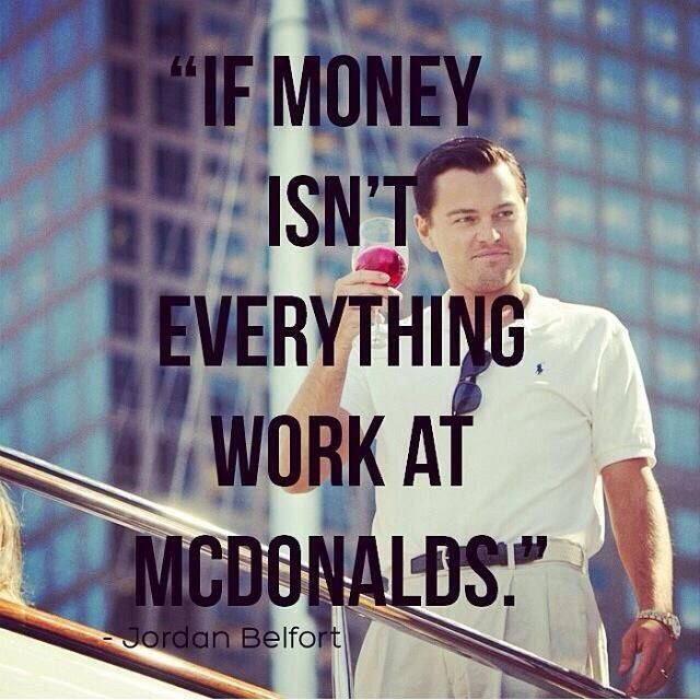 essay on money is not everything in life