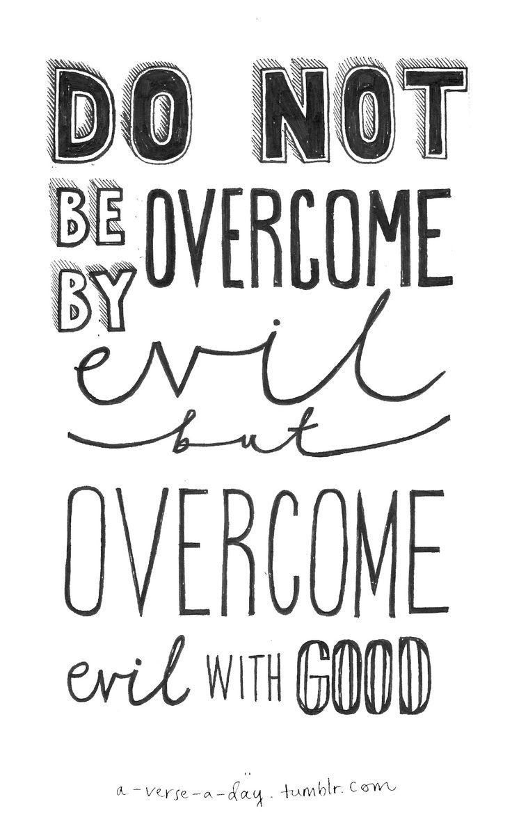 good versus evil quotes