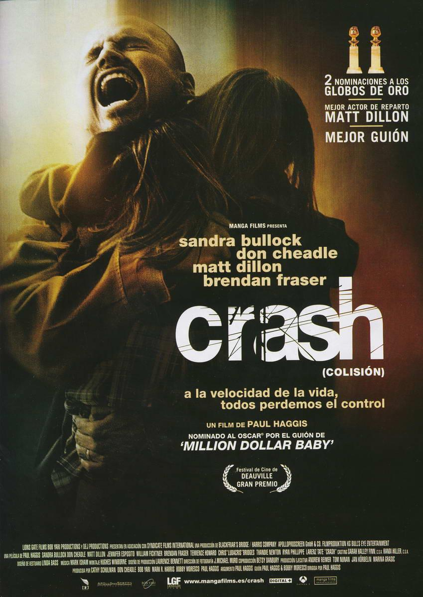 "crash movie analysts After viewing paul haggis' 2005 film crash i began contemplating which a crash course on farhad ""crash"" is a white supremacist movie."
