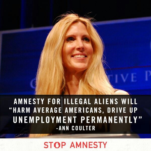 amnesty for illegal immigrants ❖ because of amnesty, these illegal immigrants take up the jobs which perhaps were to be done by the americans also, as they take up these jobs at low wages, it automatically lowers down the monetary value of the job ❖ the cost of maintaining healthcare and general welfare of the citizens is.