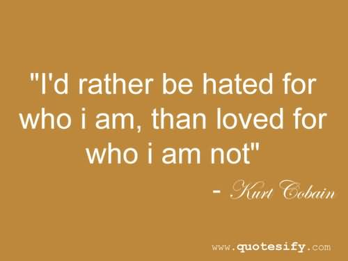 Quotes About Not Being Yourself 138 Quotes