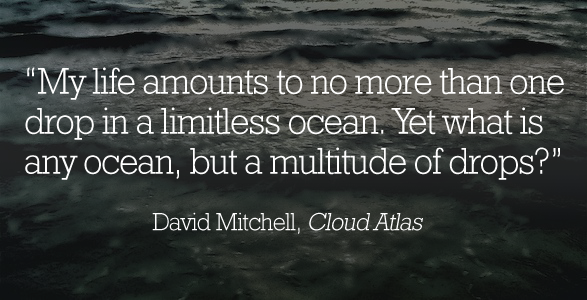 Quotes About Drops In The Ocean (73 Quotes