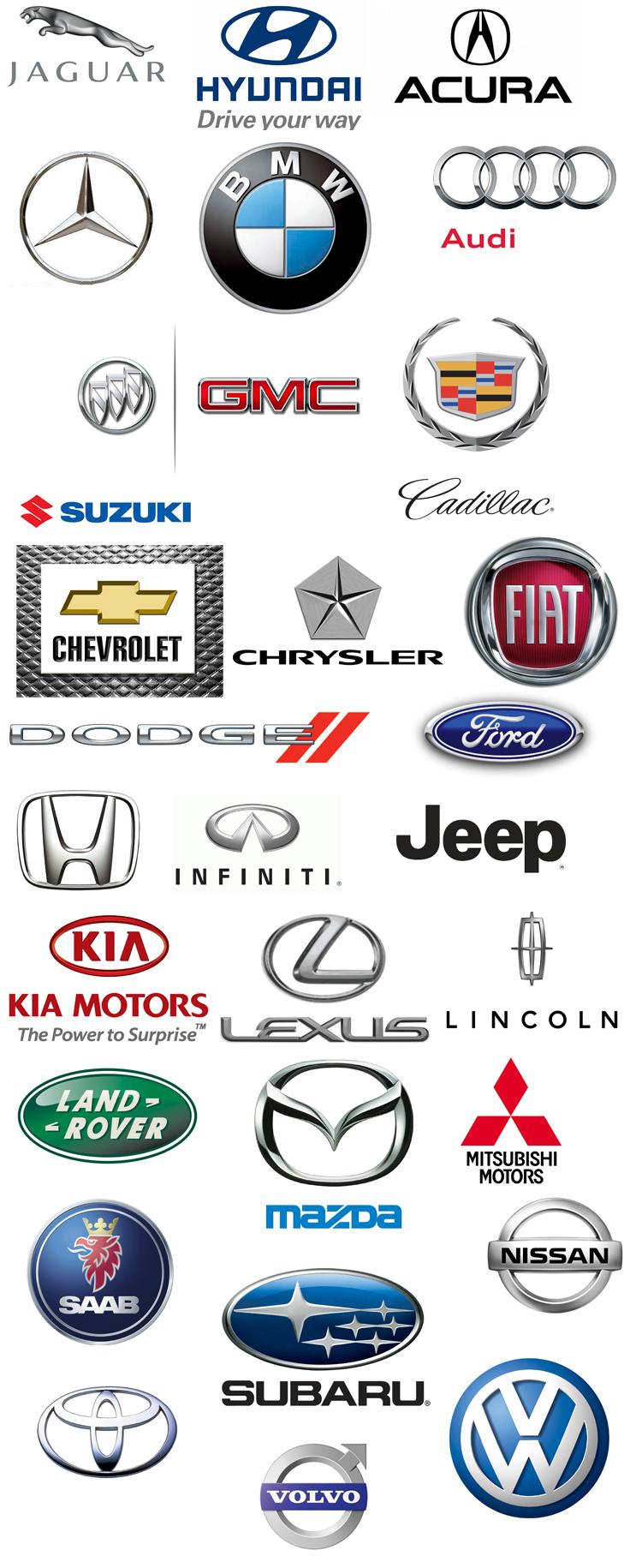 All Car Logos And Names List Id BUZZERG Car Logo And Names - Audi car name list