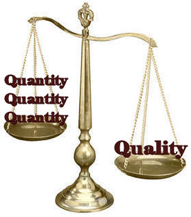 quotes about quantity 340 quotes