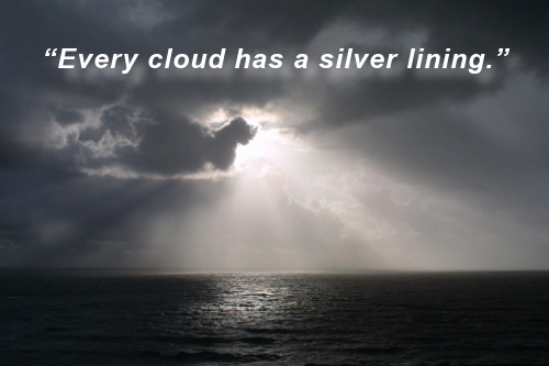 Quotes About Dark Clouds 68 Quotes