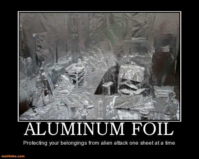 Quotes About Aluminum Foil 22 Quotes