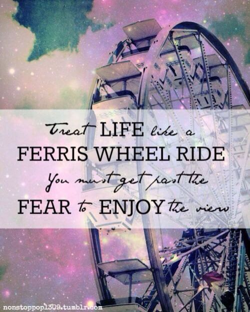 Quotes About Ferris Wheels (34 Quotes