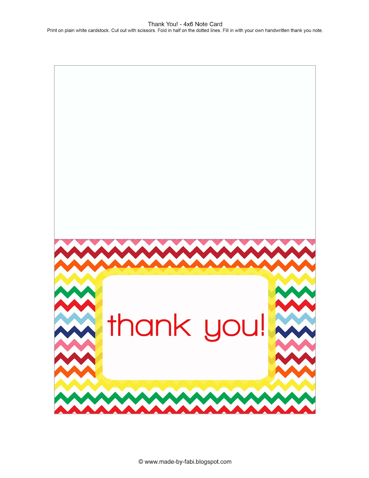 picture about Free Printable Thank You Cards to Color named thank oneself playing cards printable -