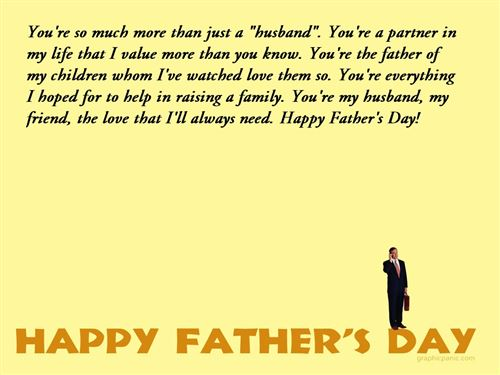 Beautiful Loving Husband And Father Quotes   Alfinaldelcamino