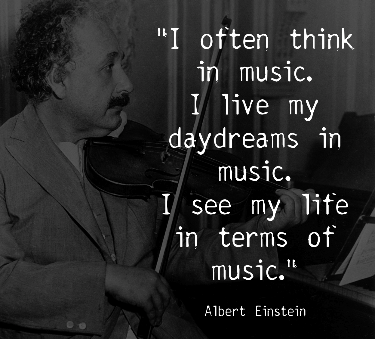 the art of music in our life Meditation and music: harmony in sound is music and harmony in life can happen through meditation meditation gives us the strength to tune our life the way we want to.