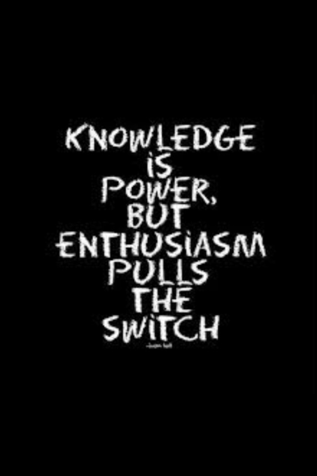 Quotes About Enthusiasm And Attitude 60 Quotes Enchanting Enthusiasm Quotes