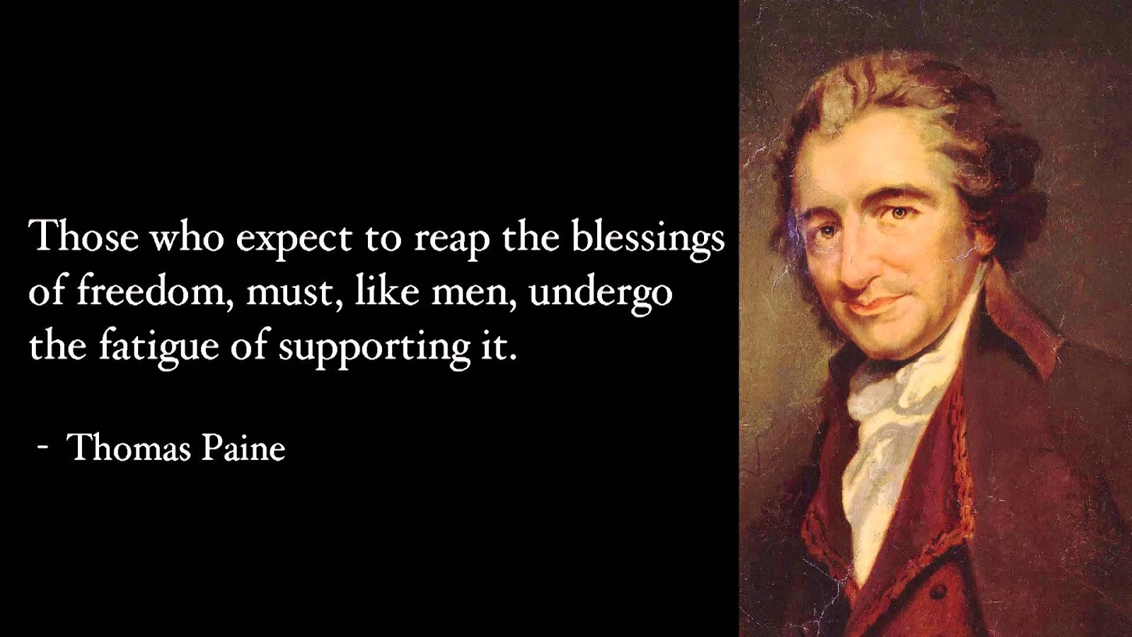 benjamin franklins and thomas paines views on religion