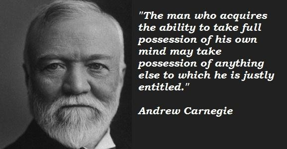 Carnegie great quotes - managementdynamics info