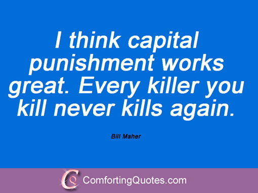 the need for capital punishment essay