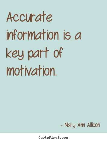quotes about accurate data 28 quotes