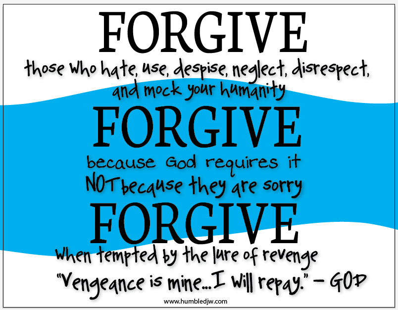 Quotes About Forgive One Another 57 Quotes