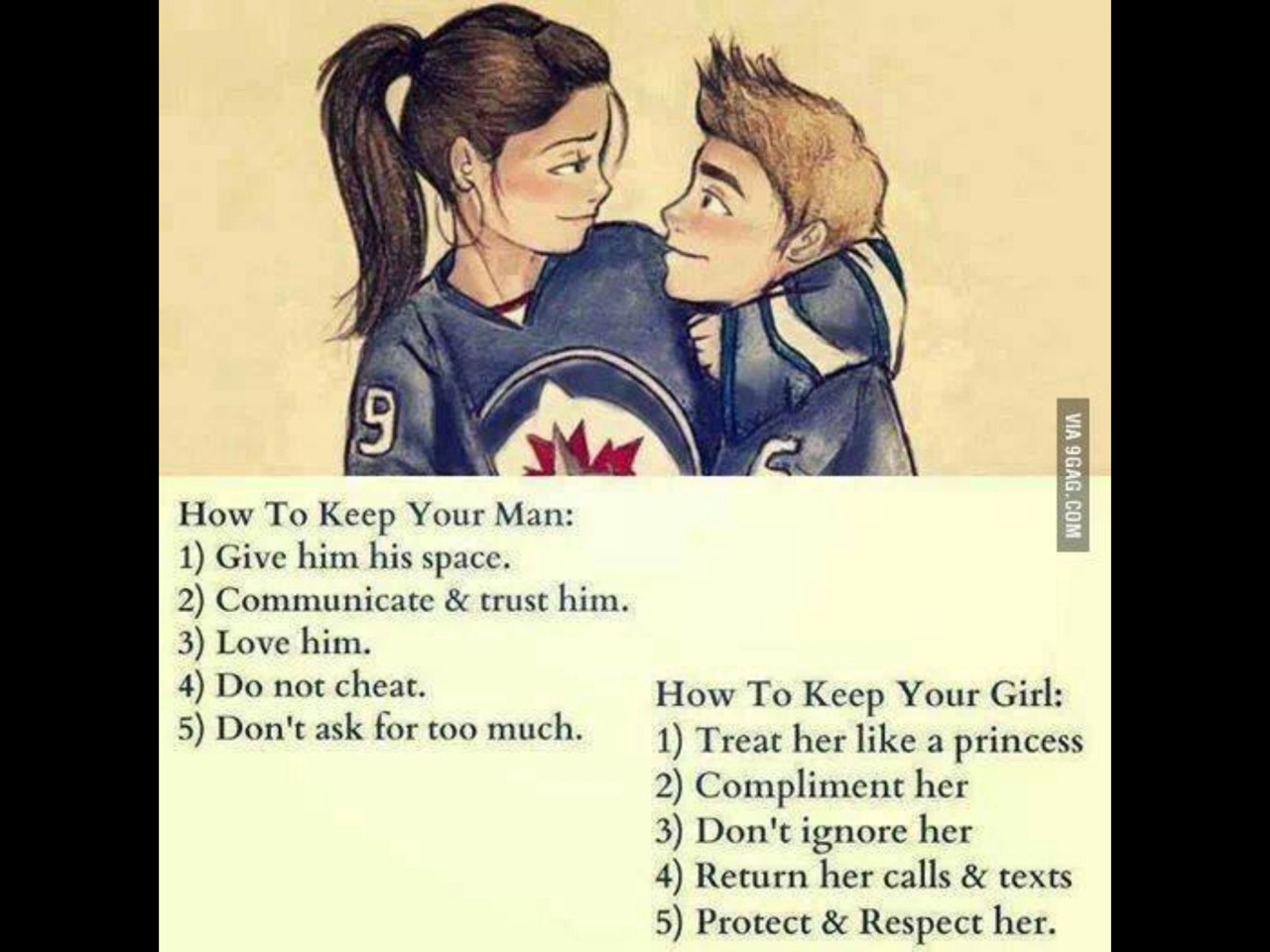 how to give a girl space in relationship