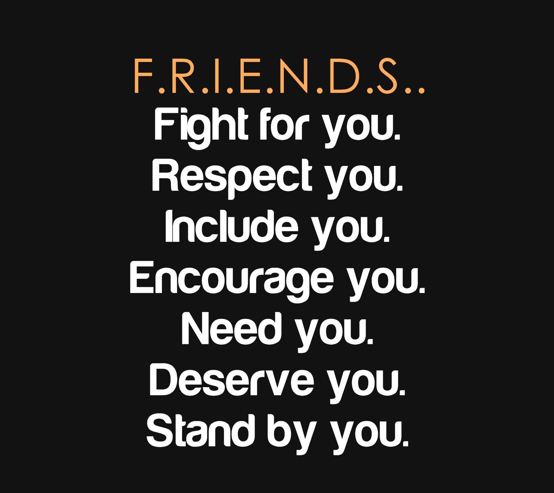 easy on friendship