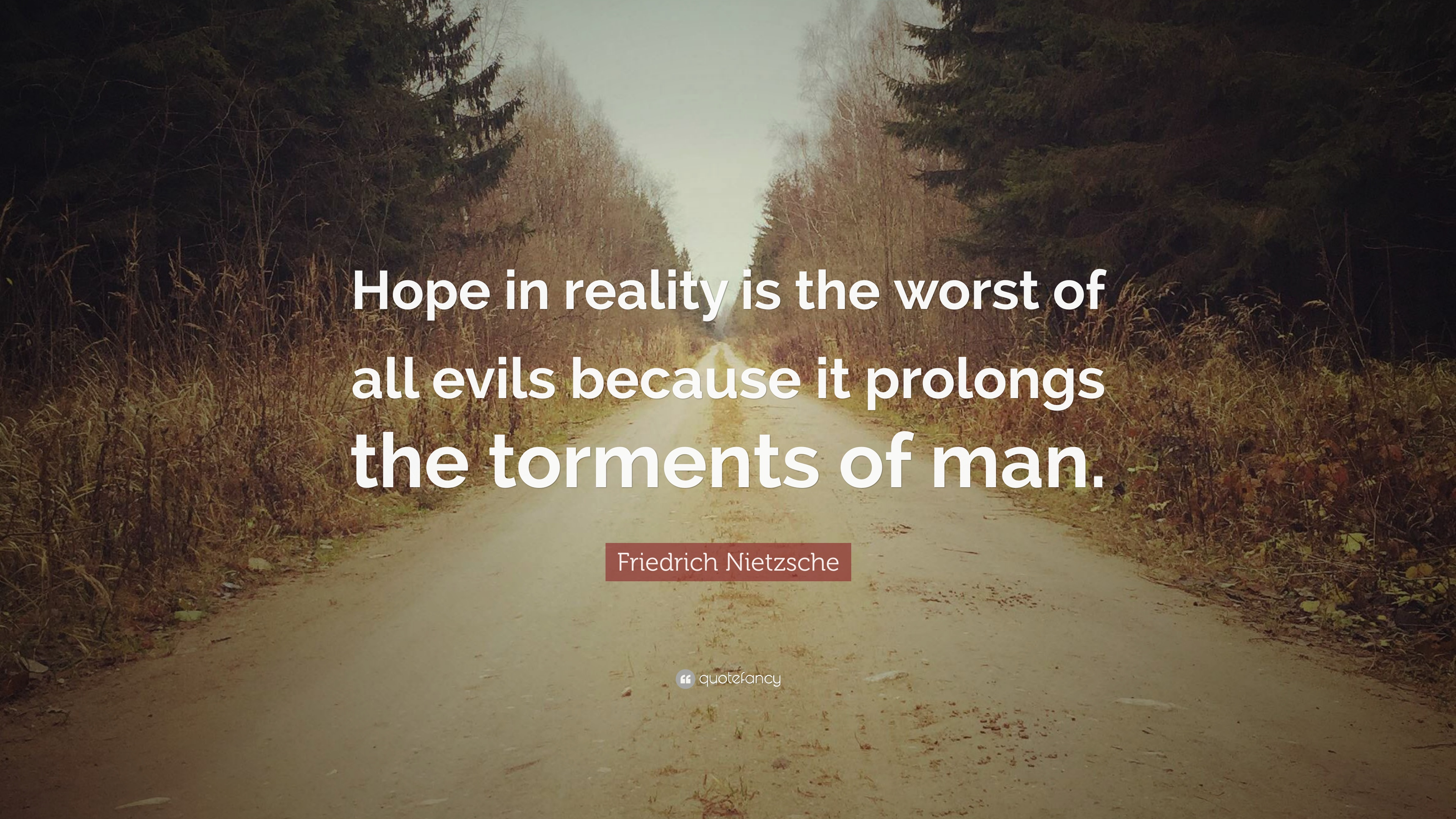 Quotes About Hope Nietzsche 24 Quotes