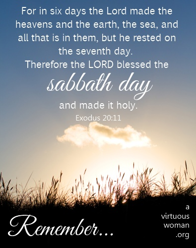 Quotes About Keeping The Sabbath 21 Quotes