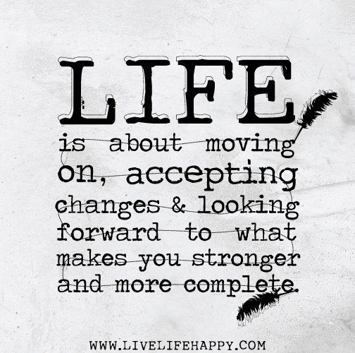 Quotes about Accept change (137 quotes)