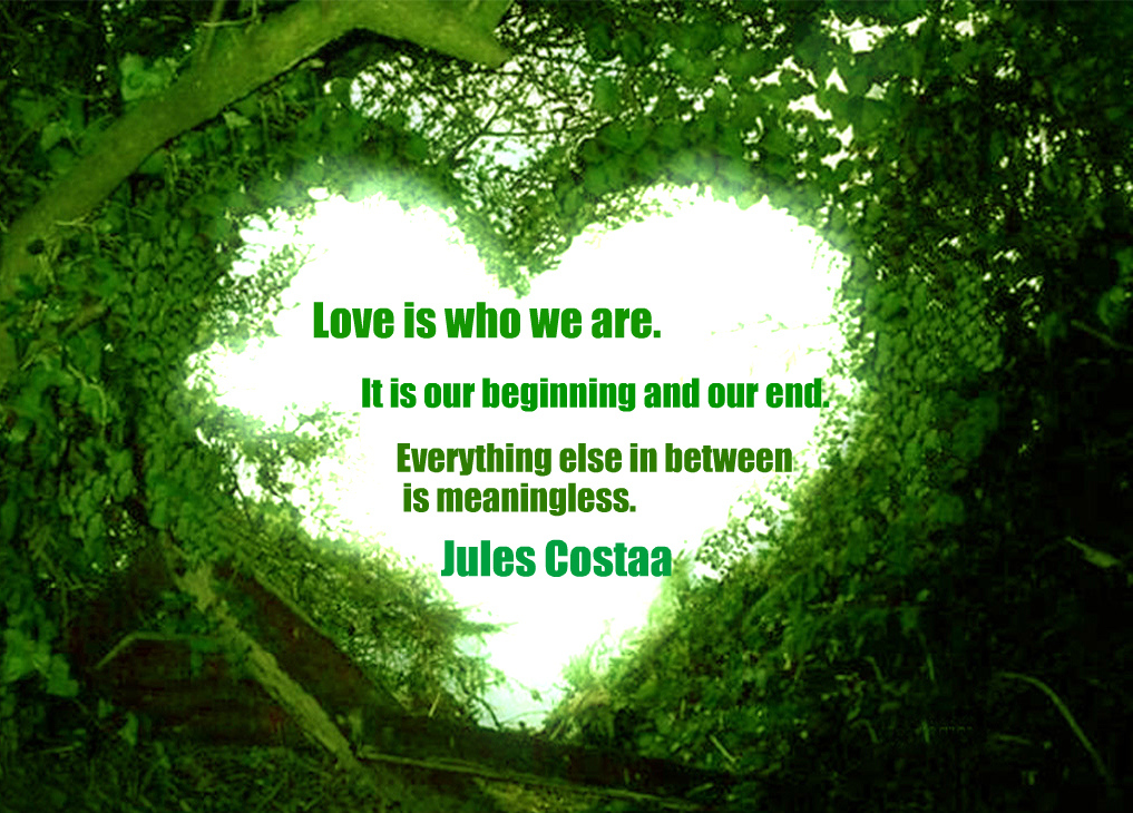 Quotes About Love Nature (318 Quotes