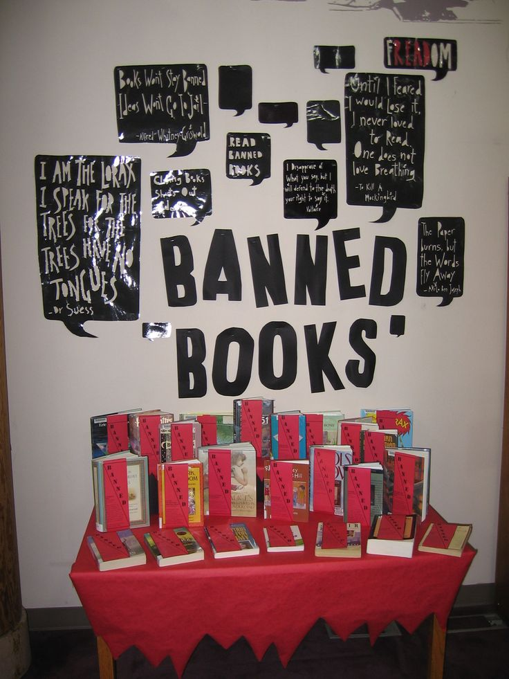 banned book essay Banning books is a controversial practice this lesson provides writing prompts to help students explore and think about the implications and consequences of banning books.
