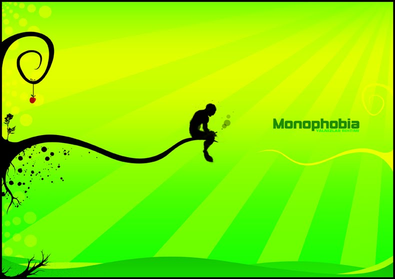 monophobia fear and taught stranger danger