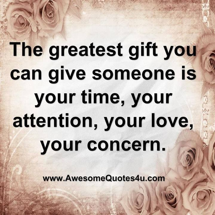 Quotes About Giving Relationships Time 58 Quotes