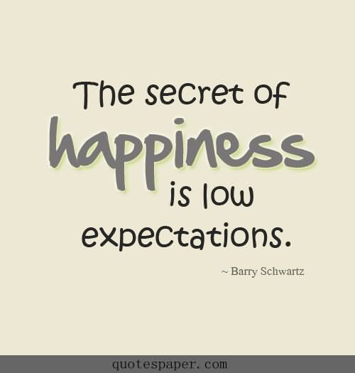Quotes About Life Expectations 83 Quotes