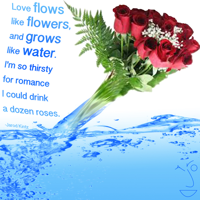 Quotes About Water And Flowers 35 Quotes