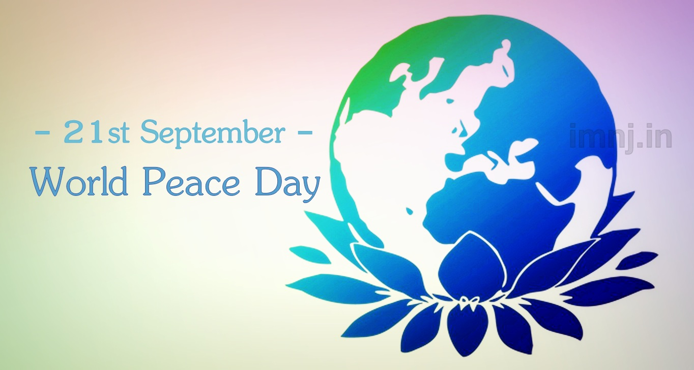 Quotes About World Peace Day 39 Quotes