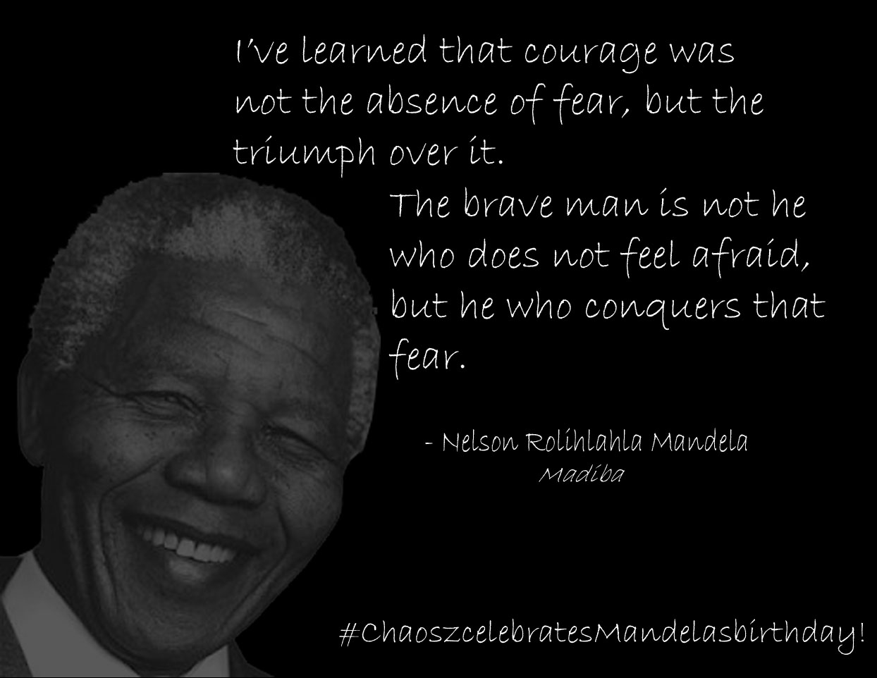 Quotes About Courage Nelson Mandela 22 Quotes