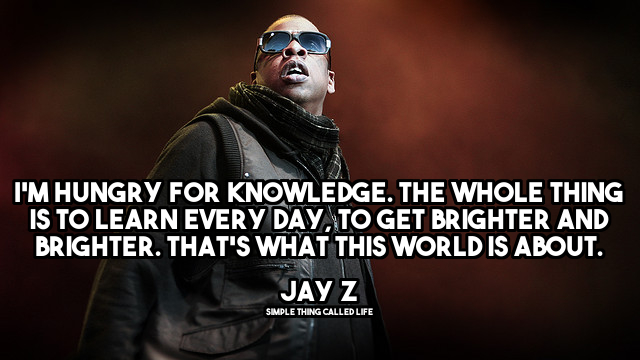 Quotes About Jay Z 104 Quotes