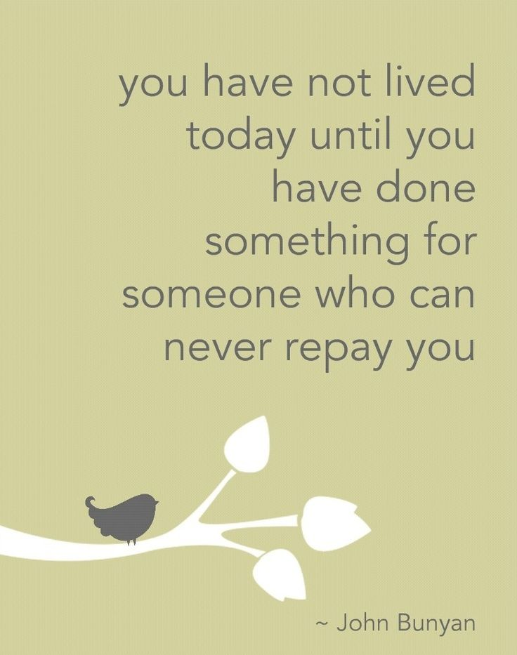 Quotes About Volunteering And Giving Back 60 Quotes Stunning Quotes About Giving Back