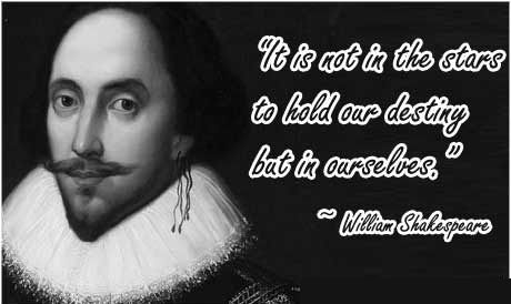 Famous Quotes from the play Julius   William Shakespeare