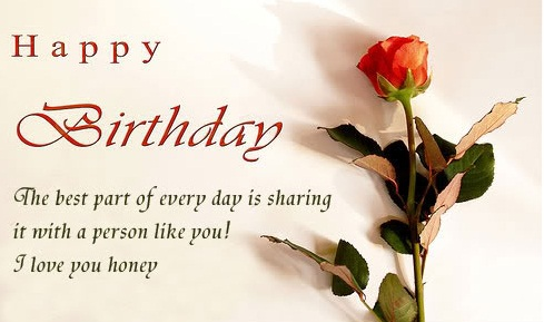 Quotes About Birthday Day 60 Quotes Adorable Love Birthday Quotes