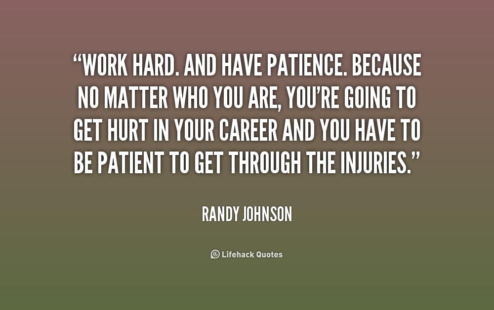 Quotes About I Have No Patience 34 Quotes