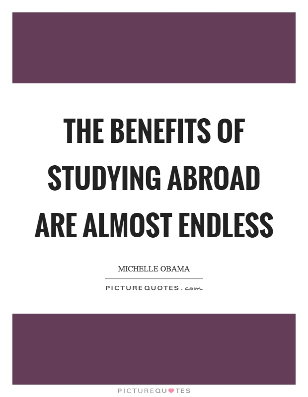 why do some student study abroad essay