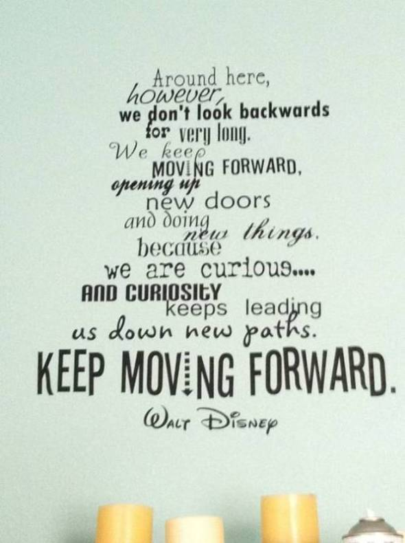 Quotes About Change Moving Forward 60 Quotes Best Moving Quote