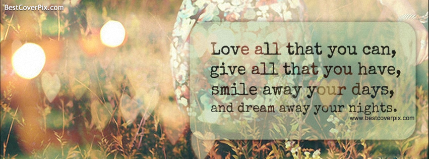 Quotes About Love Cover Photo 20 Quotes