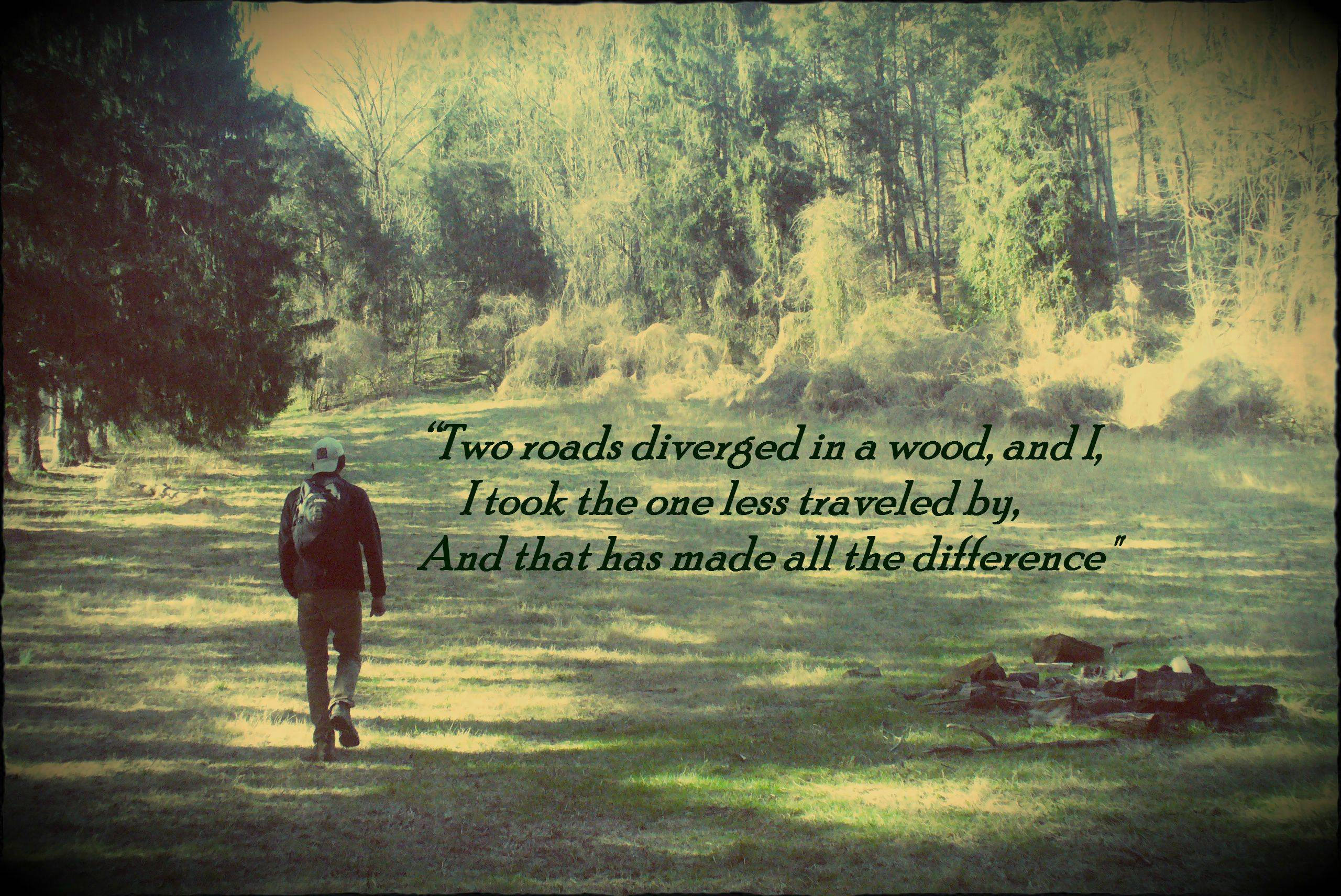 Quotes About Road Less Travelled 45 Quotes