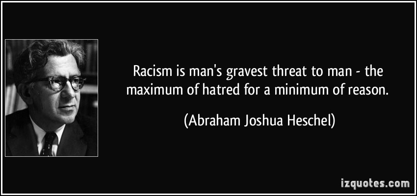 Quotes About Overcoming Racism 60 Quotes Impressive Quotes About Racism