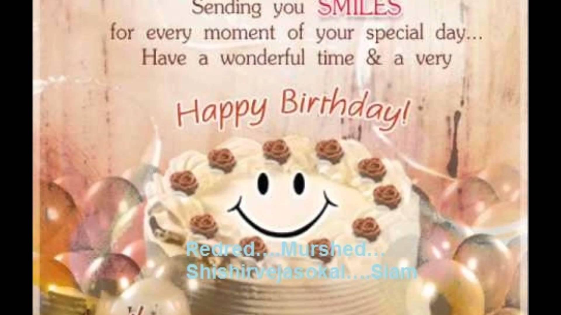 Ответы на поздравления с днём рождения на английском языке
