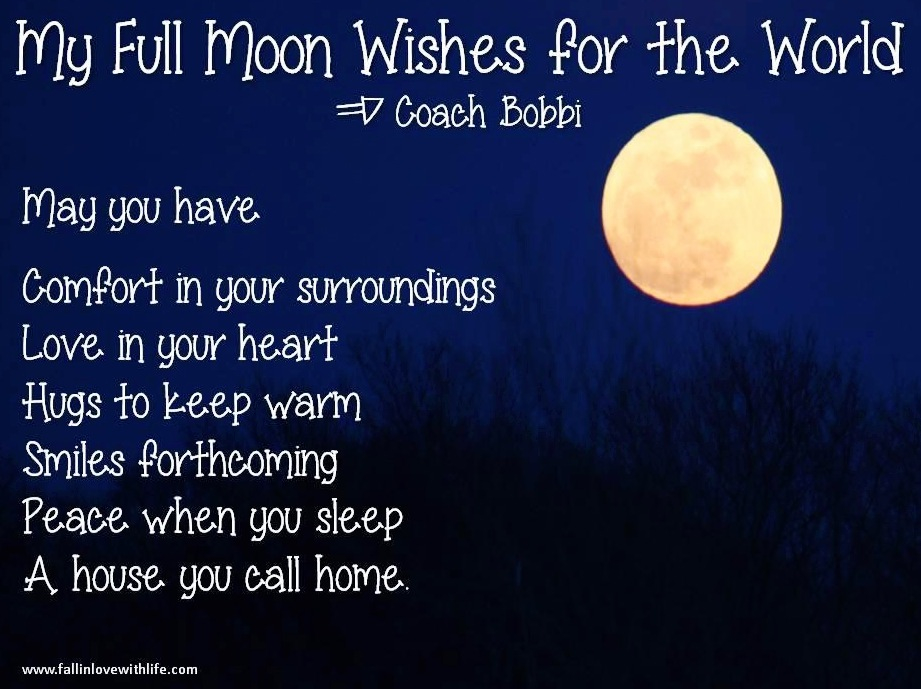 Quotes About Full Moon 60 Quotes Enchanting Quotes About Full Moon