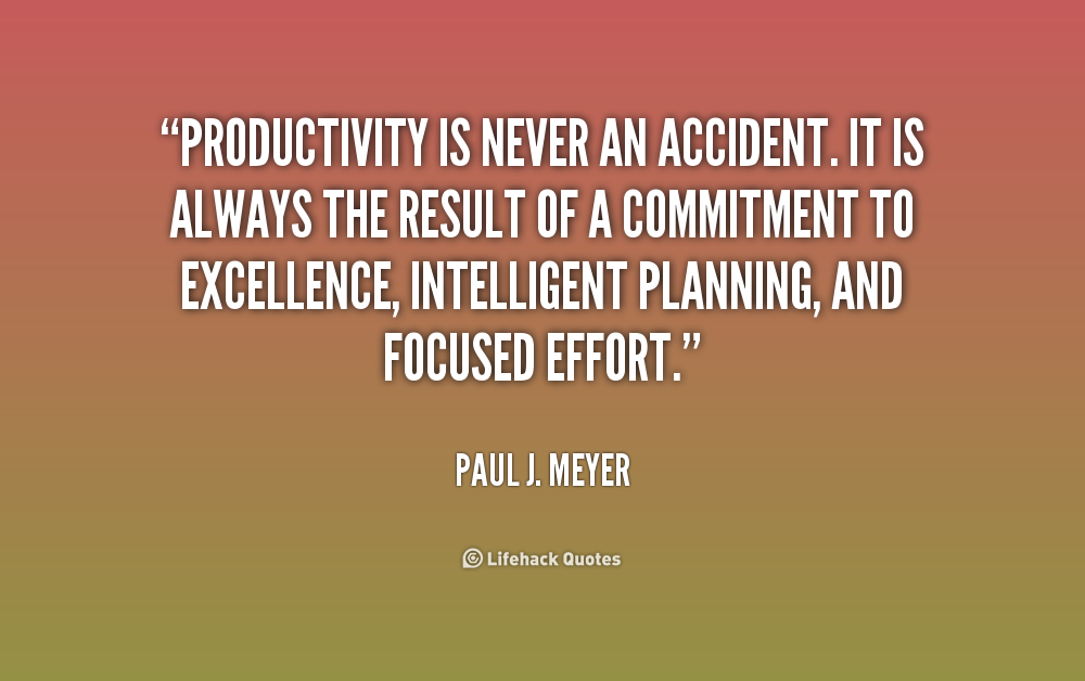 Productivity Quotes Fascinating Quotes About Employee Productivity 48 Quotes
