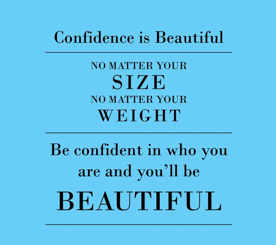 Quotes About Beauty Confidence 46 Quotes